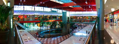 Торговый центр Ла Каньяда, торговые центры Испании, магазины Коста дель Соль