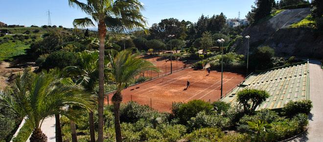Теннисный клуб Club del Sol