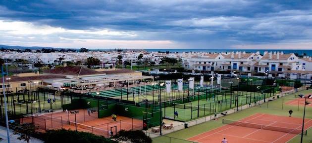 Теннисный клуб Club de Padel y Tenis Nueva Alcantara
