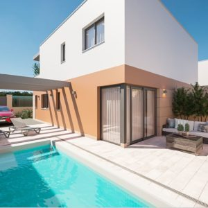 Недорогая недвижимость в Испании