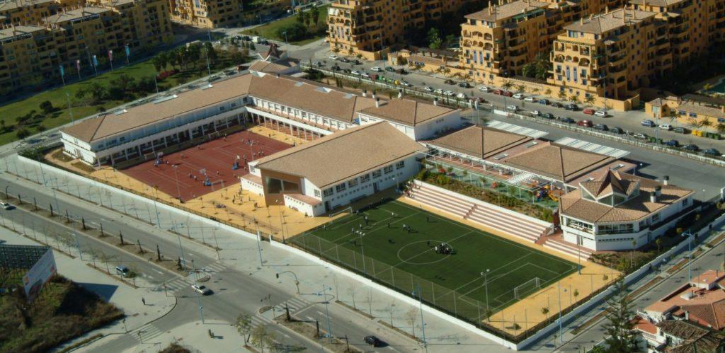 Школа в Испании одна из лучших на Коста дель Соль - Laude San Pedro International College