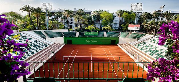 Теннисный клуб Puente Romano