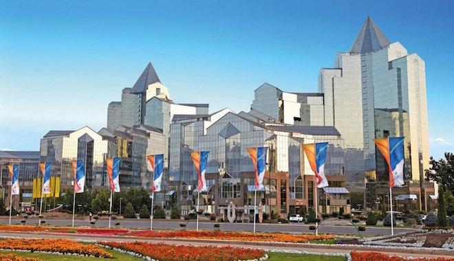 Визовый центр Испании, Алматы