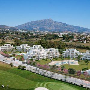 Новый жилой комплекс Las Terrazas de Atalaya