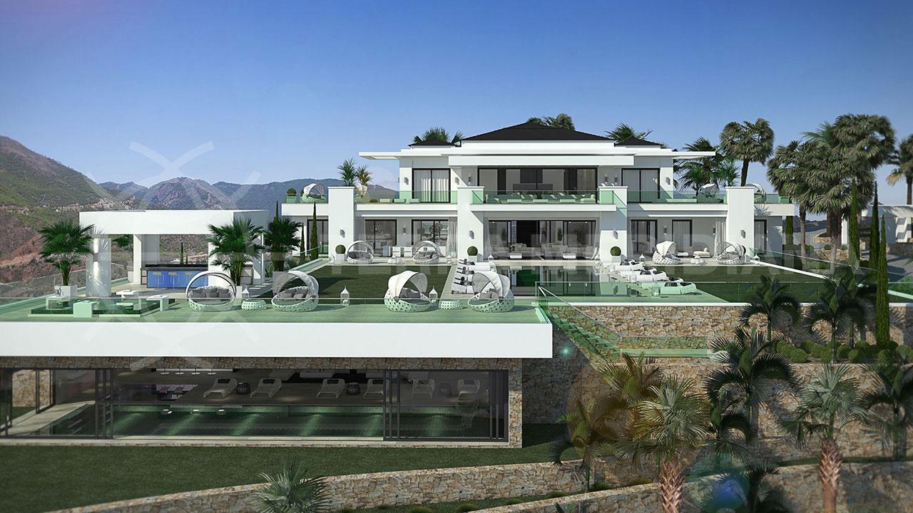 Вилла за криптовалюту Аль-Хала недвижимость в эмиратах купить