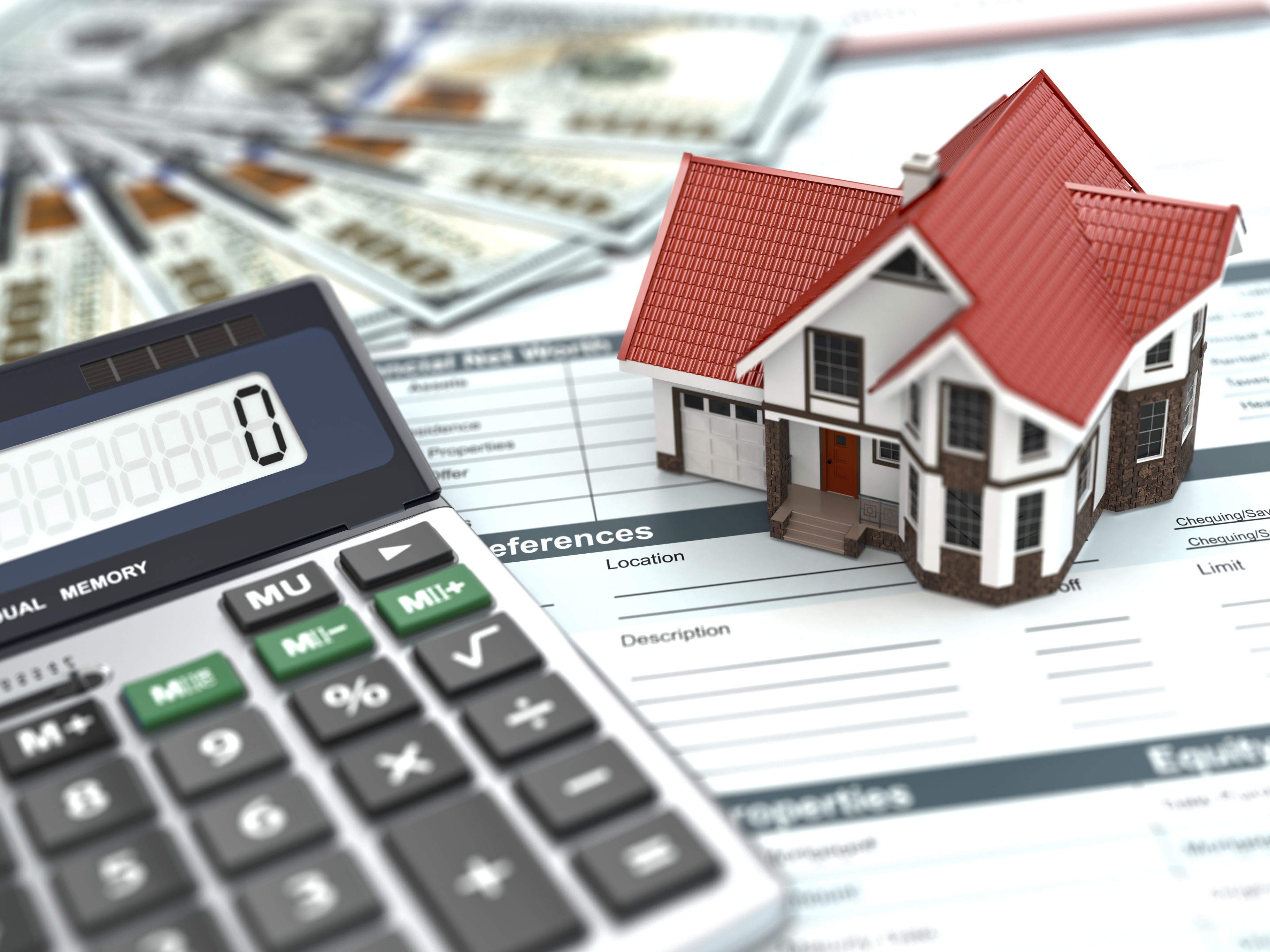 Налоги покупая недвижимость в Испании