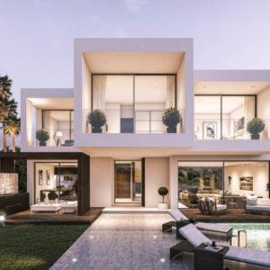 Новый недорогой дом в Испании