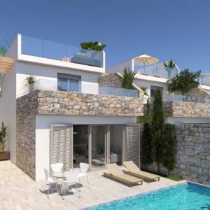 Новые дома в Ла Манге