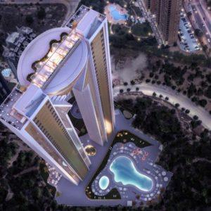 Квартиры в самом высоком здании