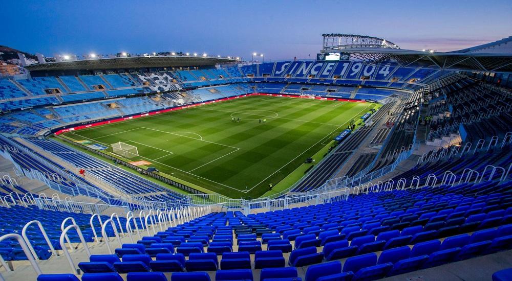 Стадион футбольного клуба Малага