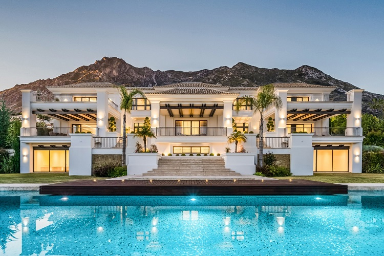 Недвижимость в испании дом цены на недвижимость в риге