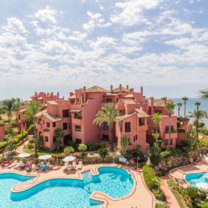 Элитные жилые комплексы в Испании