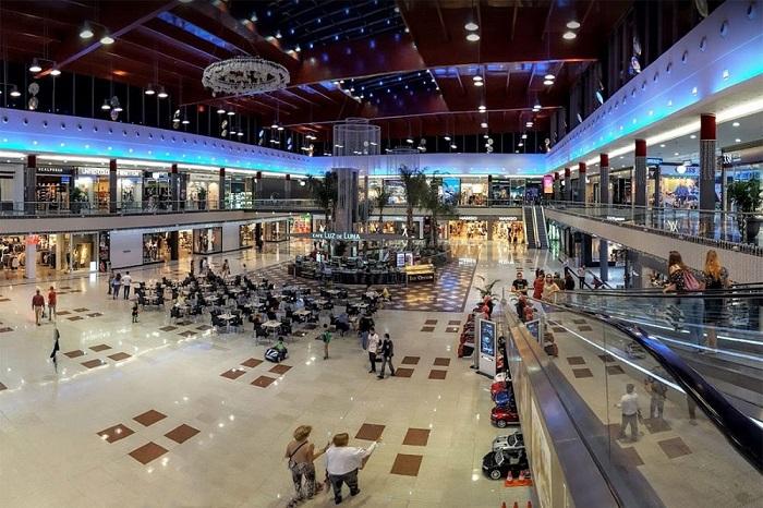 Самый большой торговый центр на Коста дель Соль - La Canada Shopping Centre