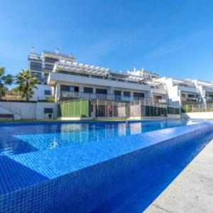 Недорогая квартира в Испании