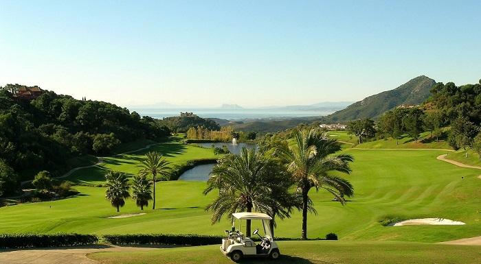 Элитная недвижимость в Испании на Коста дель Соль в Ла Загалета