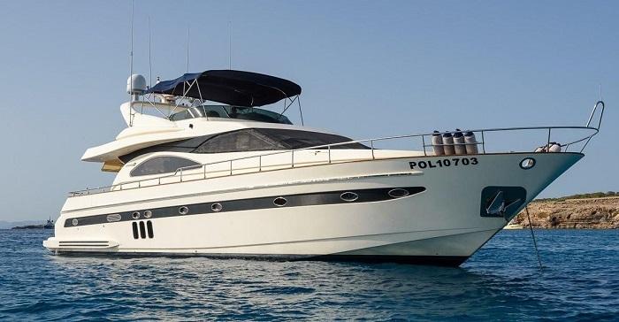 Аренда яхты Astondoa 72 GLX
