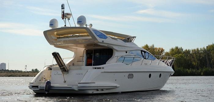 Чартер яхты Azimut 43 FLY
