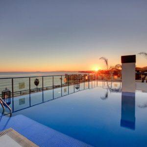 Квартира у пляжа в Испании