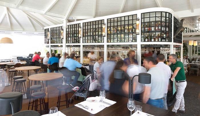 Ресторан Lobito de Mar