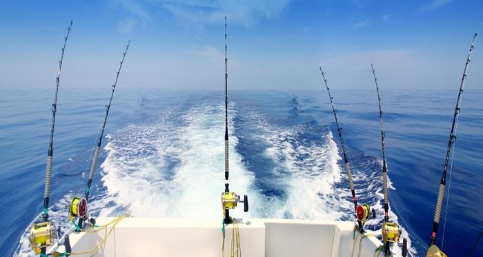 Рыбалка в Испании