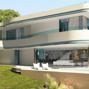Жилой комплекс Fusion Villas