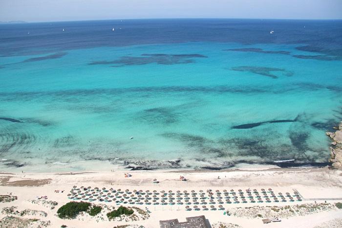 Пляж Es-Trenc-Mallorca