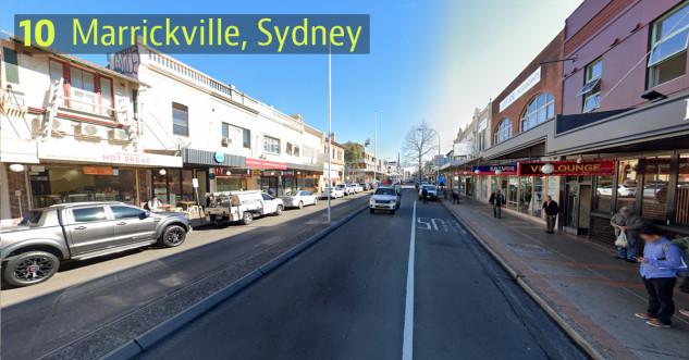 Marrickville Sydney