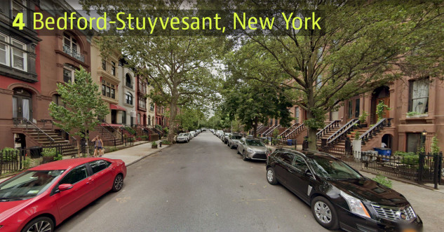 Bedford-Stuyvesant New York