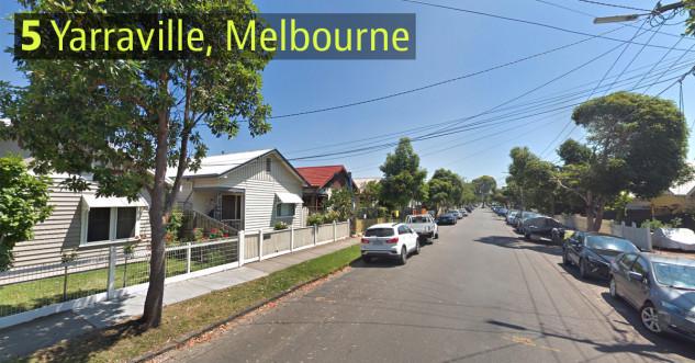 Yarraville Melbourne