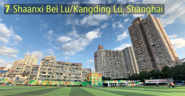 Shaanxi Bei Lu/Kangding Lu Shanghai