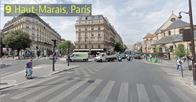 Haut-Marais Paris