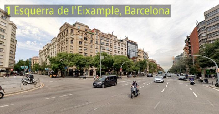 Лучший район в Барселоне