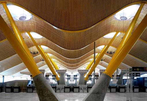 Мадрид Международный аэропорт