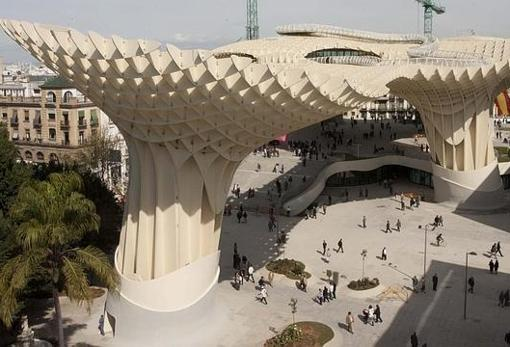 Проект Metropol Parasol