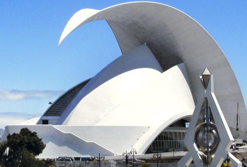 Tenerife Auditorium в Испании