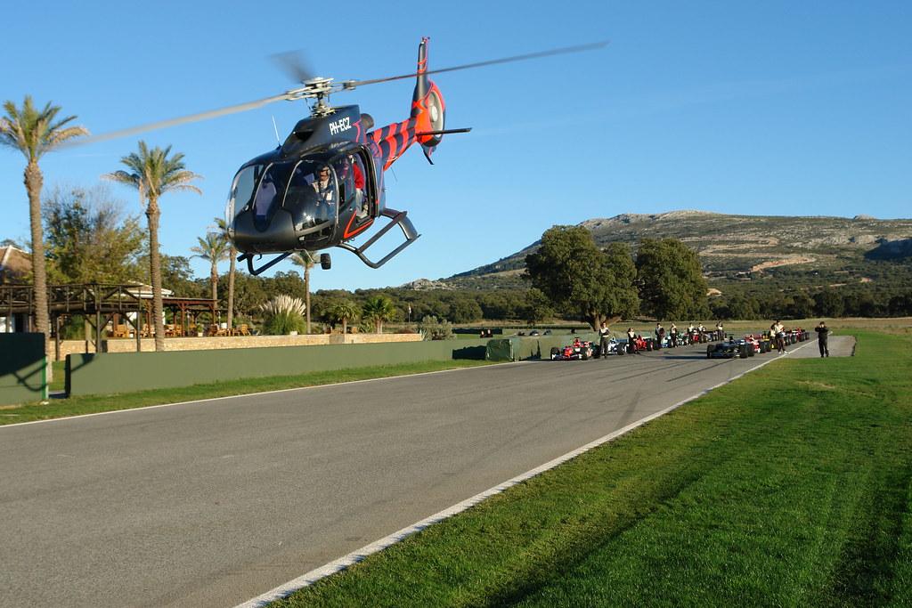 Аскари гоночный курорт в Андалузии