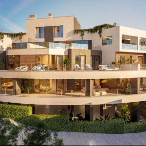 Новый комплекс в Марбелье