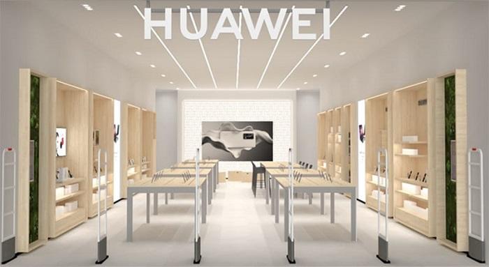 Huawei в Испании