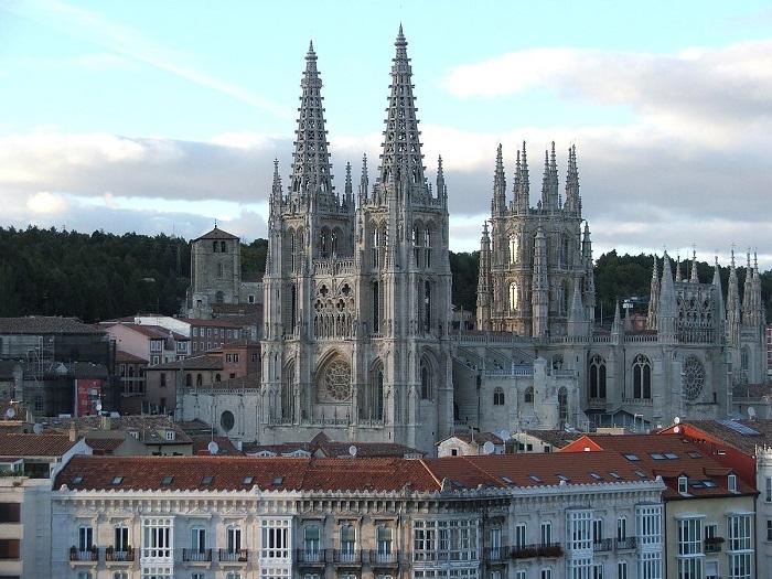Собор Бургоса в Испании
