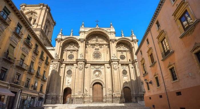 Собор Гранады в Испании