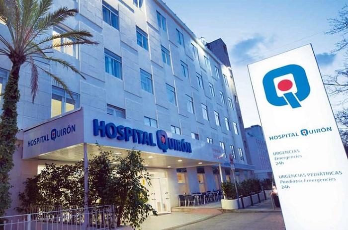 Больница Quironsalud Marbella