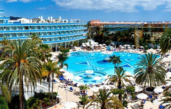 Гостиница в Испании