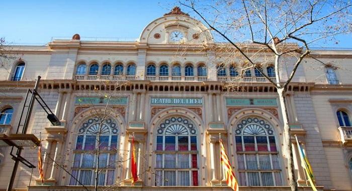 Театр в Барселоне