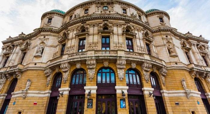 Театр в Бильбао