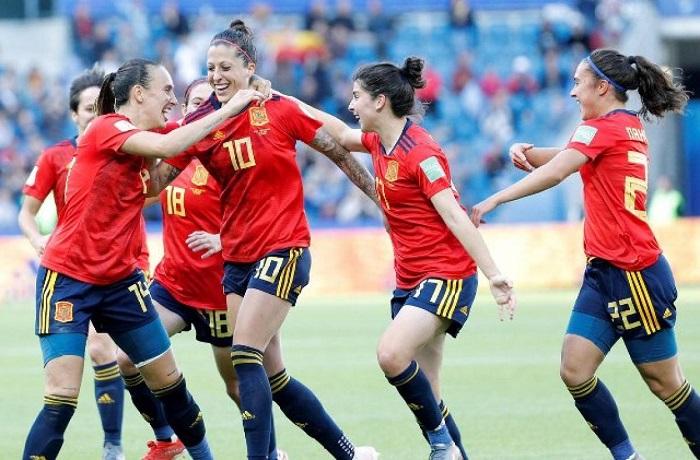 Женская сборная Испании