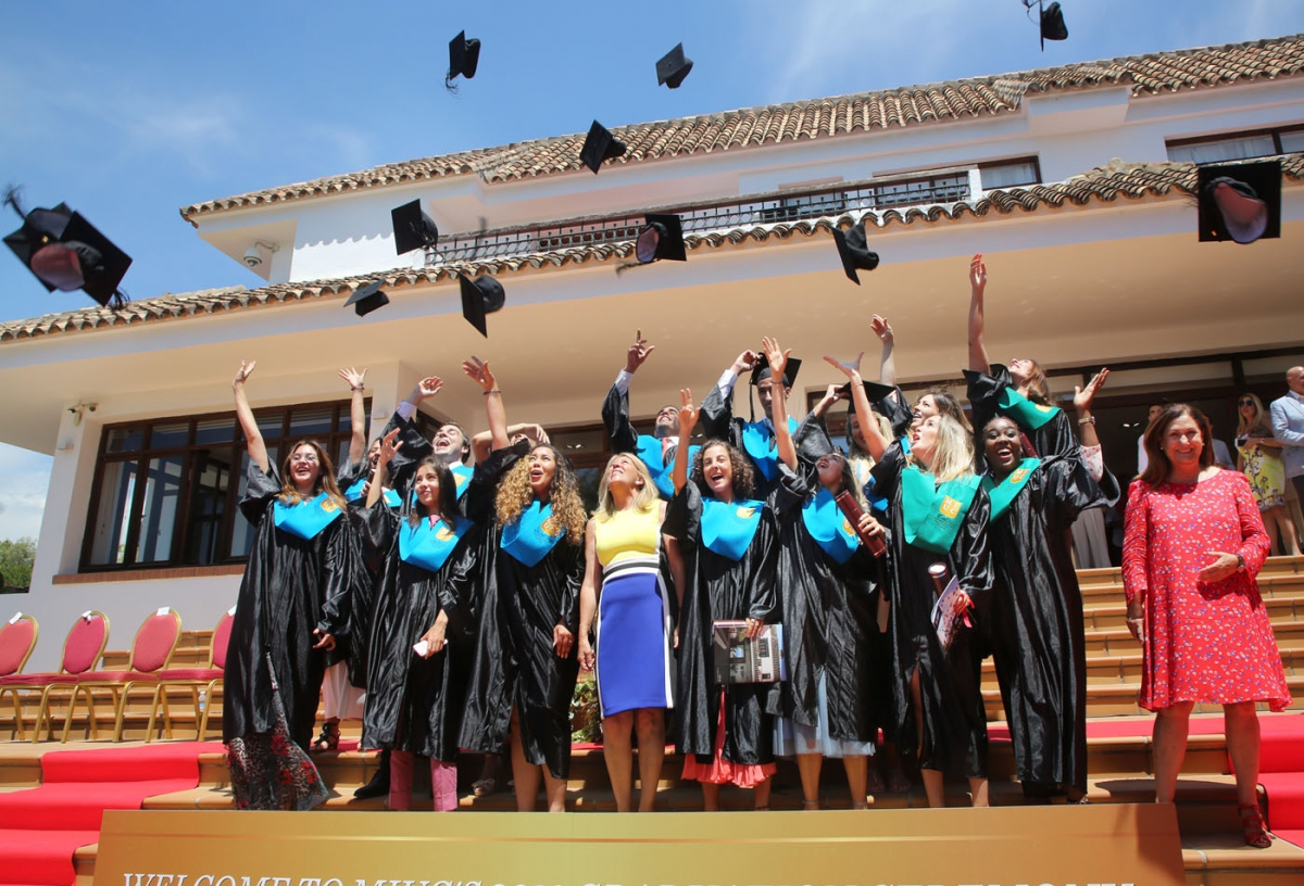 МГИМО диплом в Марбелье
