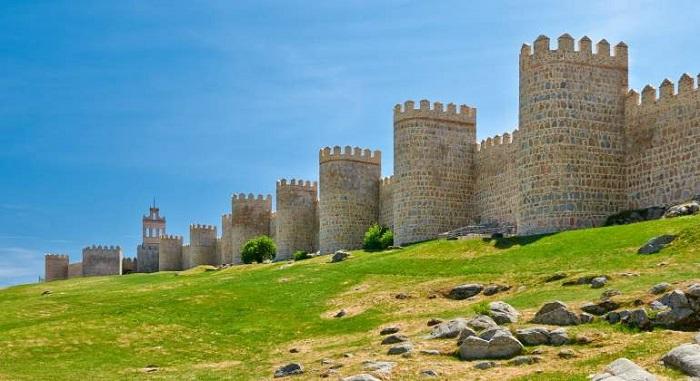 стены Авила