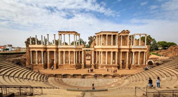 Римский театр Мерида