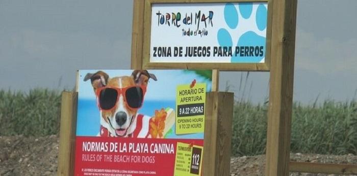 Пляжи для собак в Испании