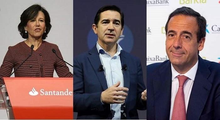Ведущие банкиры в Испании